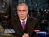 Olbermann Special Comments Now Regular... Comments