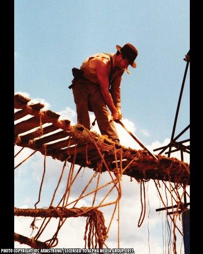 Stunt man Gallery