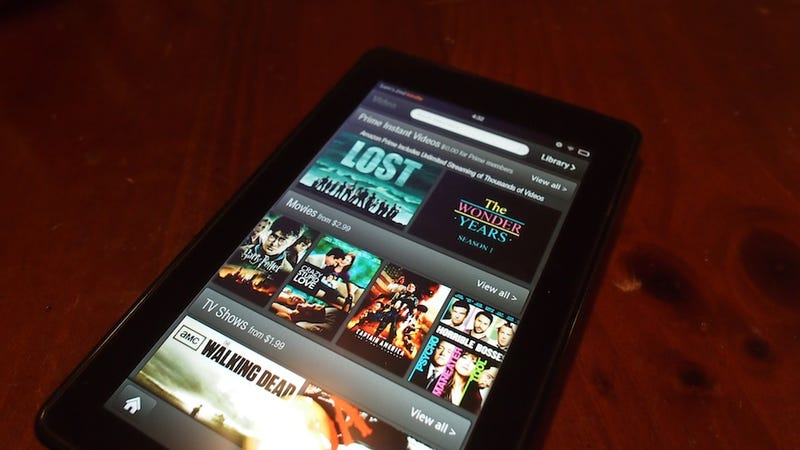 Kindle Fire Gallery