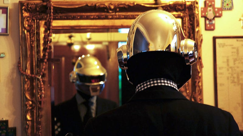 Don't Get Daft Punk's New Album Without Also Getting the Helmet