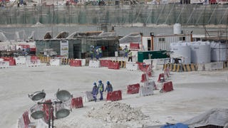 Qatar Is<i> Still</i> Using Forced Labor To Build Stadiums