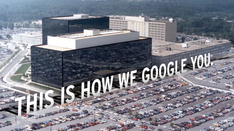 The NSA's Weird Internal Guide To Finding Information On The Internet