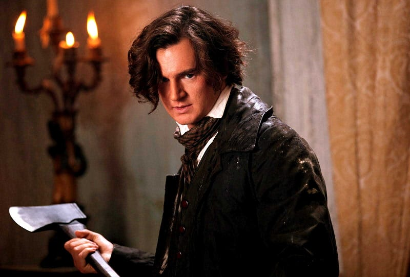 Why Abraham Lincoln: Vampire Hunter is The Ultimate White Guilt Fantasy