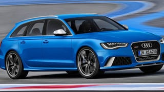 A 600 Horsepower Audi RS6 Avant Plus Would Be Freaking Wagontastic