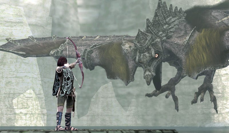 Shadow of the Colossus Getting Big Screen Adaptation, All Hope Lost