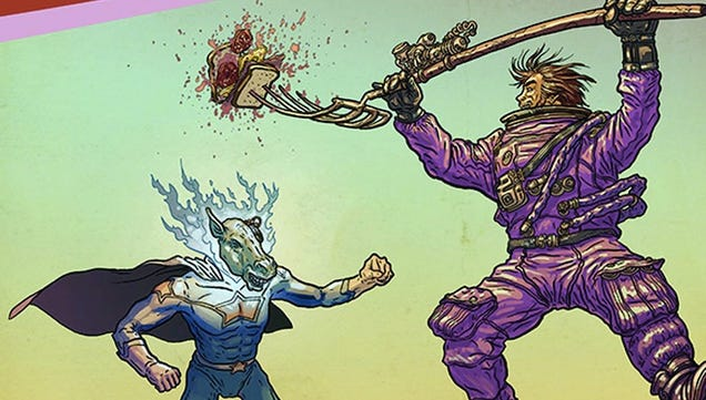 ​More Than 100(!) Awesome Comics To Watch Out For This Fall