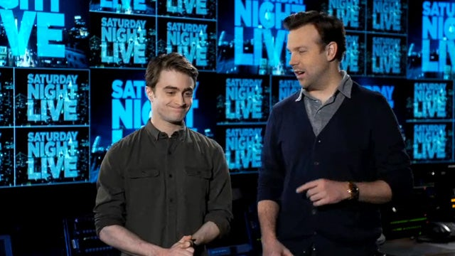 Daniel Radcliffe's SNL Promos Are Rather Cute