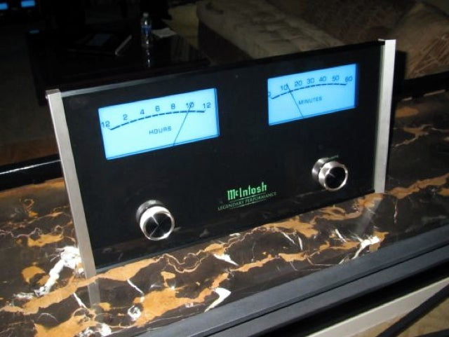 McIntosh-Owning Audiophiles Probably Heard About This MCLK12 Clock Already