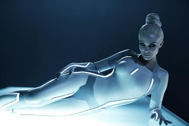 Tron Legacy is a colossal failure of movie-making