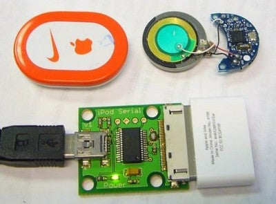 Turn a Nike+ Sensor into a Keyless Car Entry System