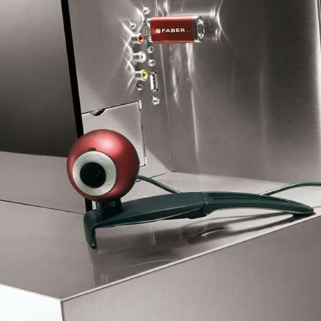 Faber Imago+: Now Even Your Cooker Hood Has a Webcam