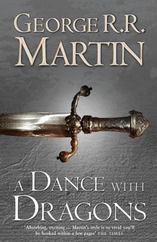 George R.R. Martin's A Dance With Dragons: Worth The Wait