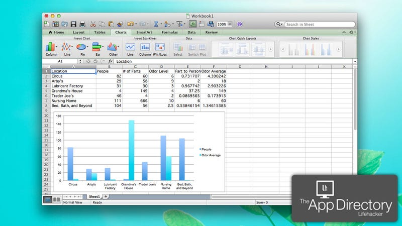 The Best Spreadsheet App for Mac