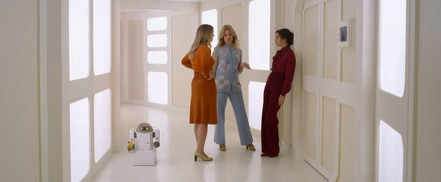 Space Station 76 Pokes Fun at 1970s Futurism