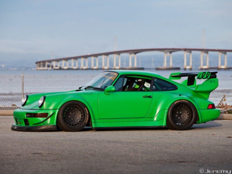 Porsche Persembe ( it's Thursday in Turkish)
