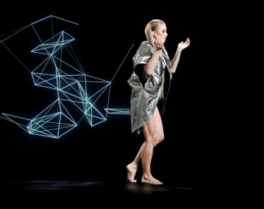 The World's First 3D Holographic Fashion Show