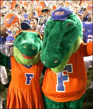 Showdown at the Swamp