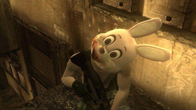 MGO SCENE Expansion Rains Rabbit Doom On March 17th