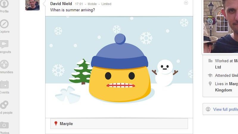 10 Tricks to Make Yourself a Google+ Master