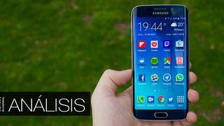 Samsung Galaxy S6 Edge, análisis: el smartphone del futuro que esperabas