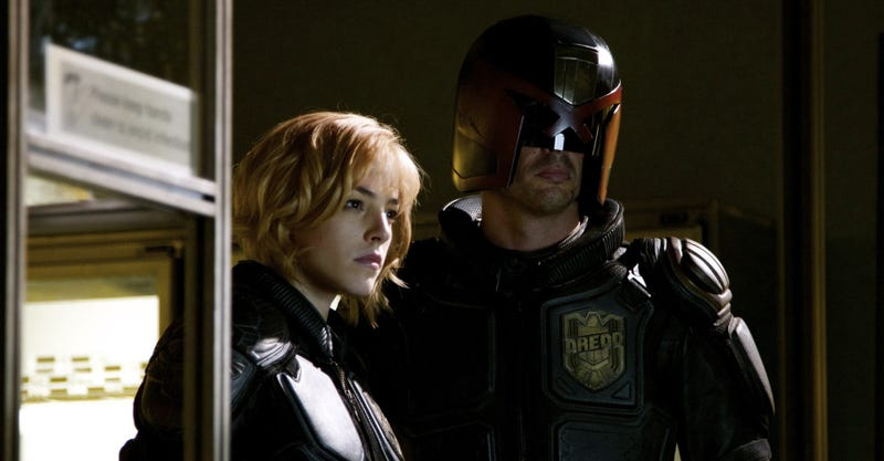 There'll probably never be another Judge Dredd movie