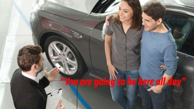 Should I Buy A Car On Black Friday?