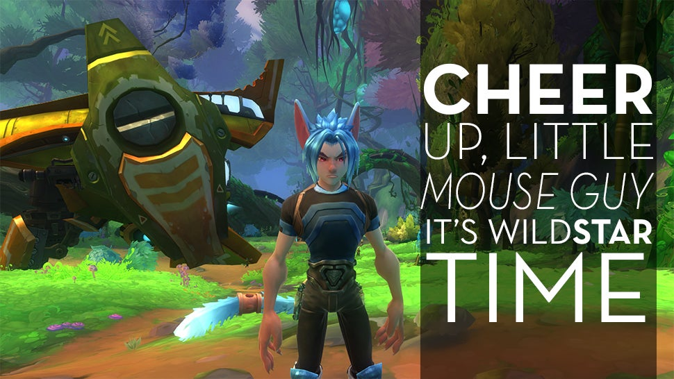 The Saturday Morning Stream: WildStar Is Go [Complete!]