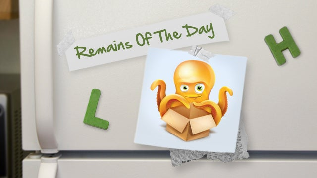 Remains of the Day: Dropbox Bans BitTorrent App
