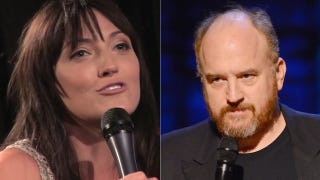 Jen Kirkman Podcast Implicating 'Known Perv' Comedian Suddenly Vanishes