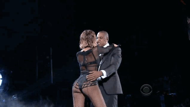 Beyoncé and Jay-Z Open Grammys With a Hot-Ass 'Drunk' Performance