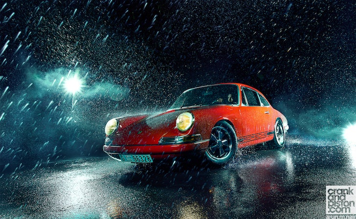 Porsche 912. #Project4Banger. Splash Photography
