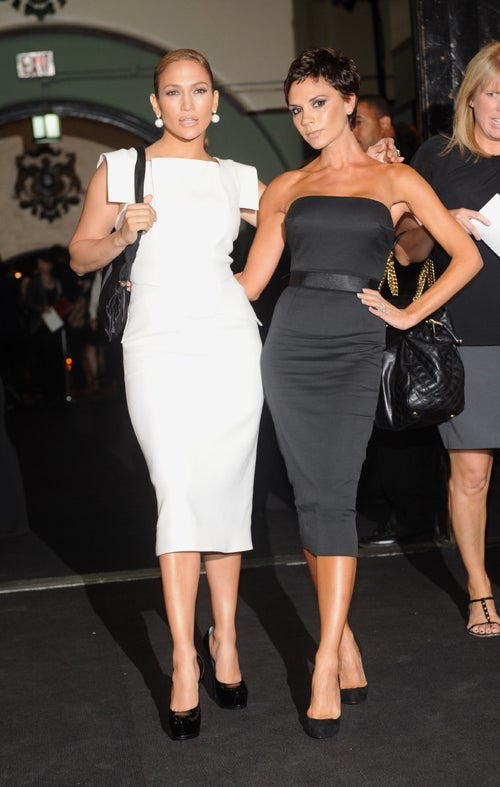 Posh: I'm The Same Size As J.Lo; Real Housewives Star In Car Accident