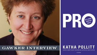 Abortion Is Not a Tragedy: An Interview With Katha Pollitt