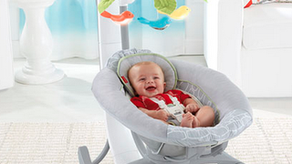 The Spike Files: You Don't Need This Stupid Baby Swing