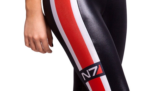 Mass Effect Fashion for the Special Shepard in Your Life, or Yourself