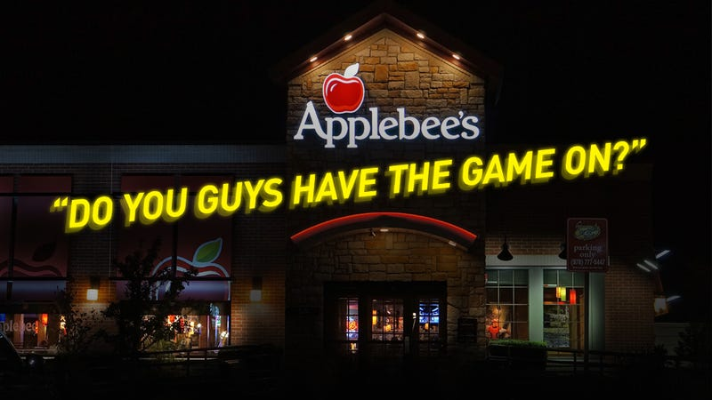 What Happened In The Game? We Called Every Tourney Team's Local Applebee's To Find Out