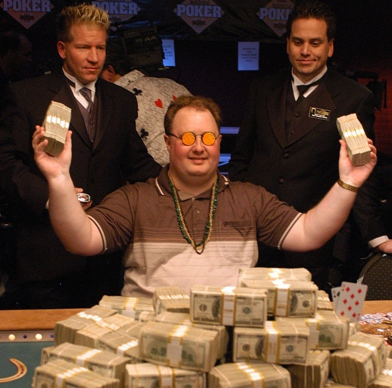 Former World Series Of Poker Champion Busted In Bullshit Male Prostitution Sting [Update: It Wasn't Male Prostitution After All]