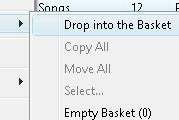 Copy and Paste Scattered Files with Piky Basket