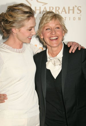 Ellen & Portia: So Happy, So Gay, So Getting Married