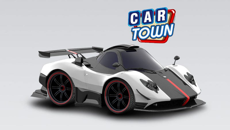 The Easiest Way To Get A $2 Million Pagani Zonda