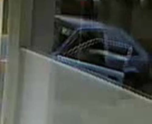 Identify This Mystery Getaway Car, Help Bust Package-Swipin' Miscreant!