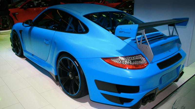A fitter, happier, more productive Porsche 911 GT2 RS