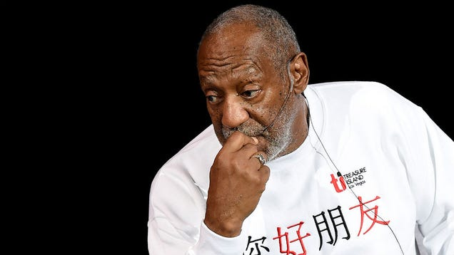 Those Rape Allegations Are Really Ruining Bill Cosby's Cachet