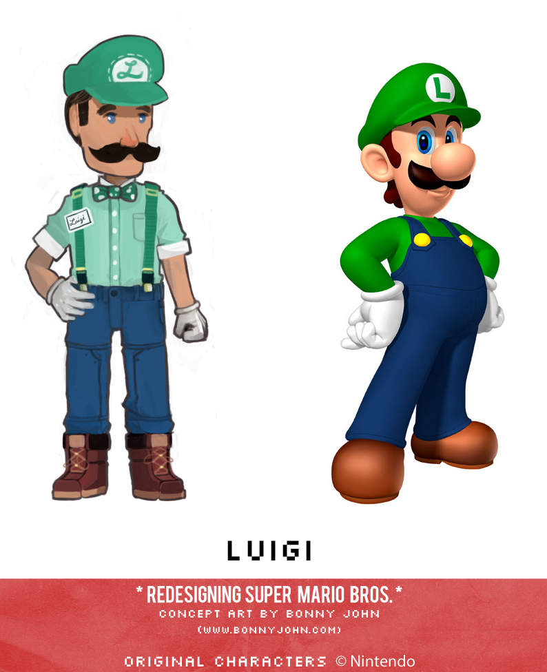 Redesigning Super Mario Bros. Part 1