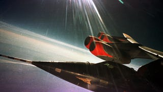 La historia, en imágenes, de la nave tripulada más rápida del mundo
