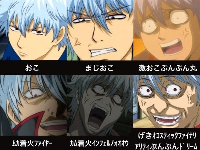 The Varying Degrees of Anger Online in Japan