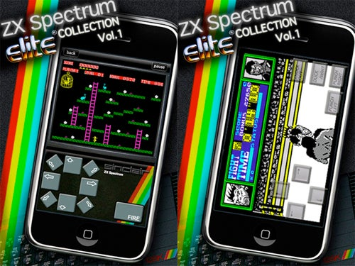 8-Bit ZX Spectrum Gaming Emulator Arrives on the iPhone