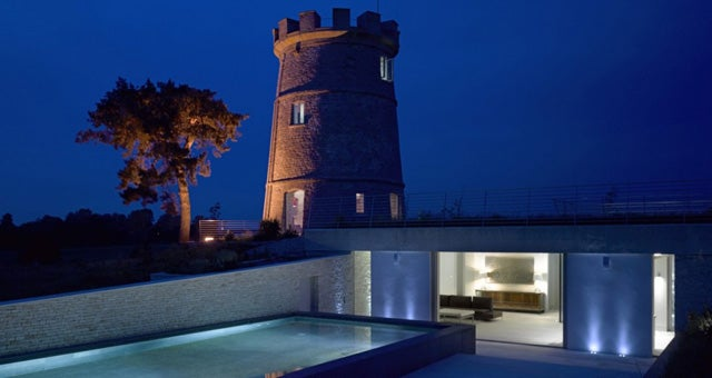 I Want This 18th Century English Tower Turned Into Awesome Home