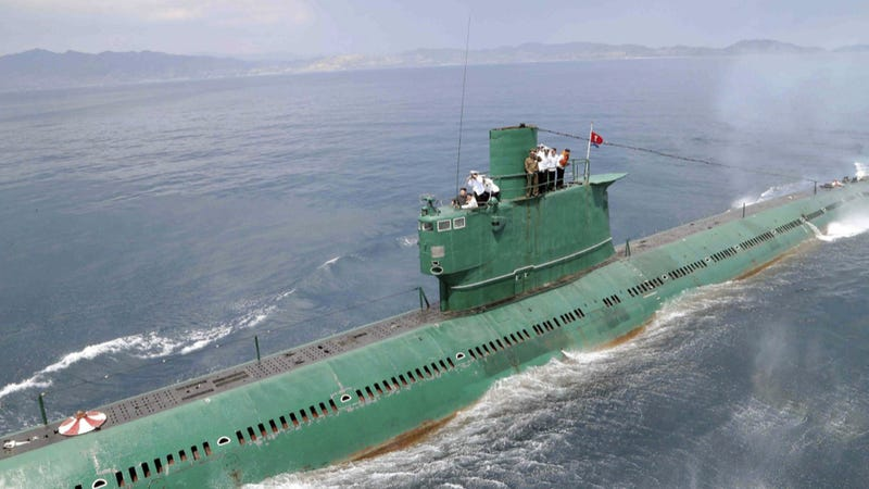 Here Is A List Of Things Newer Than Kim Jong-Un's Submarine