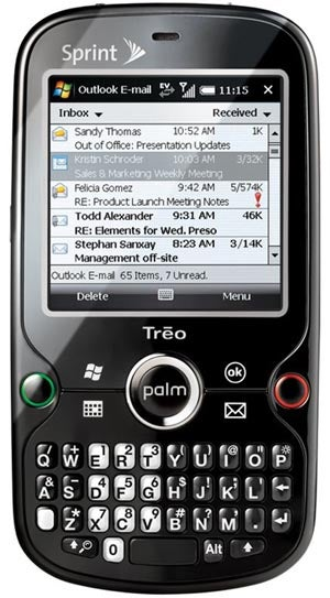 The Palm Treo Pro Arrives March 15th